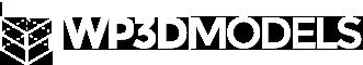 WP3DModels – WordPress Plugin