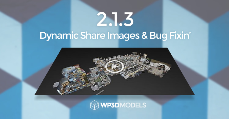 WP3D Models – Version 2.1.3