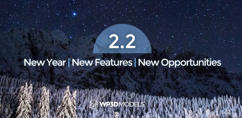 WP3D Models – Version 2.2 – Mid Winter